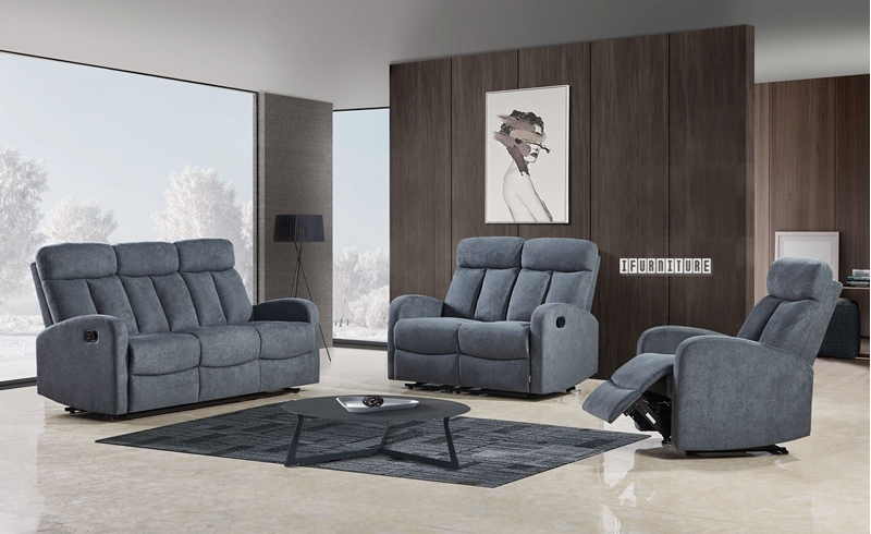 Picture of CLEO RECLINING SOFA RANGE IN R+2RR+3RR