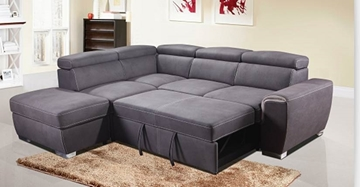 Picture of ELBA II  SECTIONAL SOFA/ SOFA BED WITH STORAGE