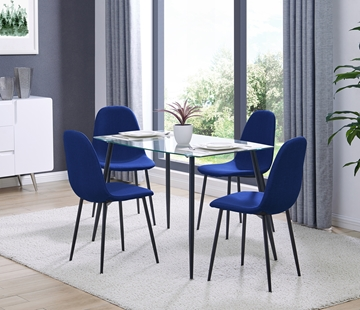 Picture of Monica-- Five Piece Dining Set