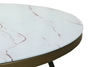 Picture of SEAFORD ROUND GLASS SIDE TABLE