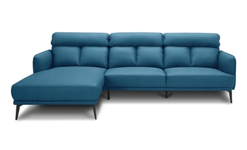 Picture of Sikora Fabric Sectional Sofa *Blue