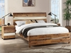 Picture of LEAMAN ACACIA QUEEN /KING SIZE BED
