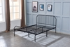 Picture of PHILIPPA STEEL FRAME BED IN 3 SIZES