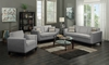 Picture of BAFIA 1+2+3 SOFA RANGE * GREY