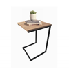Picture of C-Shaped Simple End Table