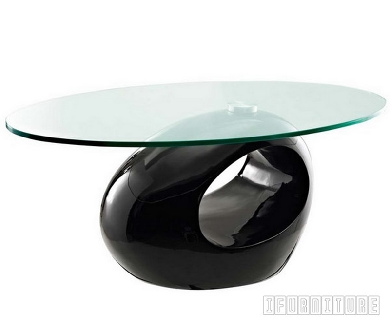 Picture of JUPITER Fiber Glass Coffee Table in Two Colors