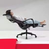 Picture of SHERWIN ERGONOMIC OFFICE CHAIR WITH OVERTURN FOOTSREST