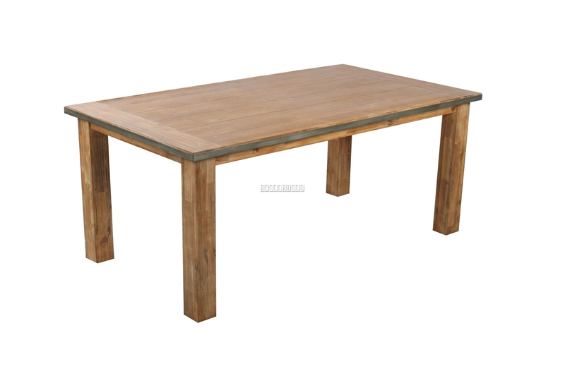"Picture of KANSAS 71"" DINING TABLE *ACACIA WOOD"