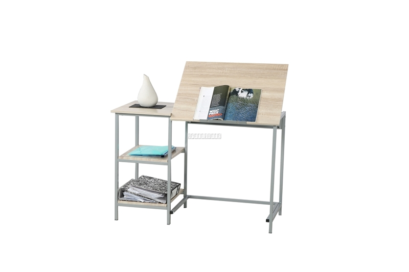 Picture of Scholar 110  Drawing & Computer Desk with Adjustable desk height