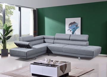 Picture of Armandale  Sectional Sofa - super firm seats
