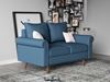 Picture of Maplewick 3+2 Sofa Range* DARK BLUE