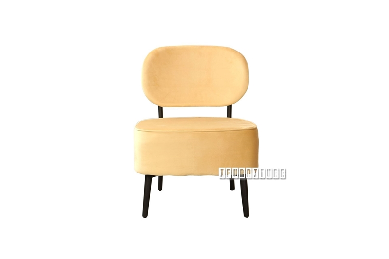 Picture of PUGSLEY LOUNGE CHAIR* VELVET