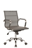 Picture of ELKLAND MESH OFFICE CHAIR * GREY
