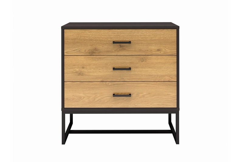 Picture of AMSTER 3 DRAWER CHEST/ TALLBOY