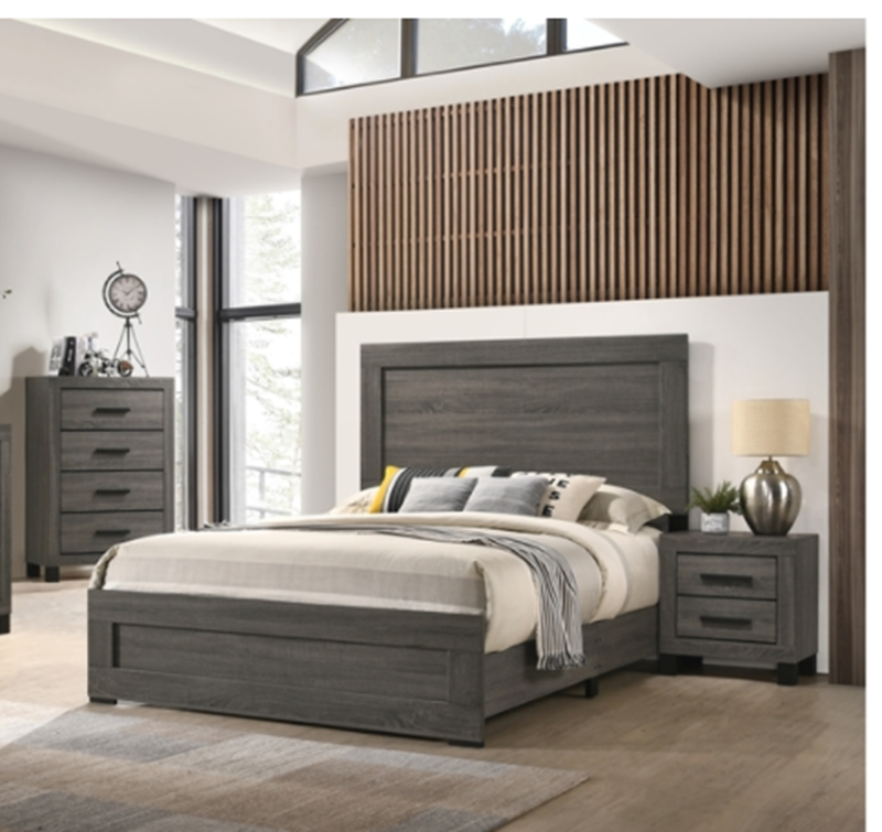 Picture of Glyndon 3 PCS Bedroom Combo in three sizes