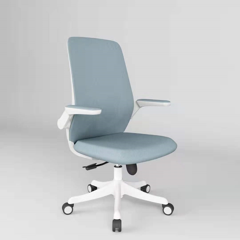 Picture of MILA OFFICE CHAIR-Light Blue