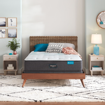 Picture of Beautyrest Harmony MAUI  GEL MEMORY FOAM Mattress in Four Sizes
