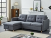 Picture of Kayden Sectional sofabed with storage *grey
