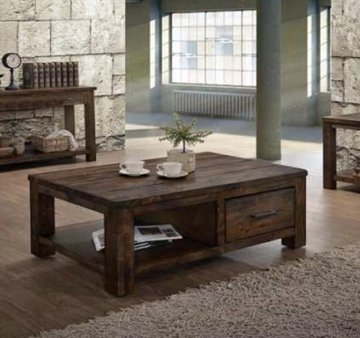 Picture of Ventura Solid Wood Coffee Table