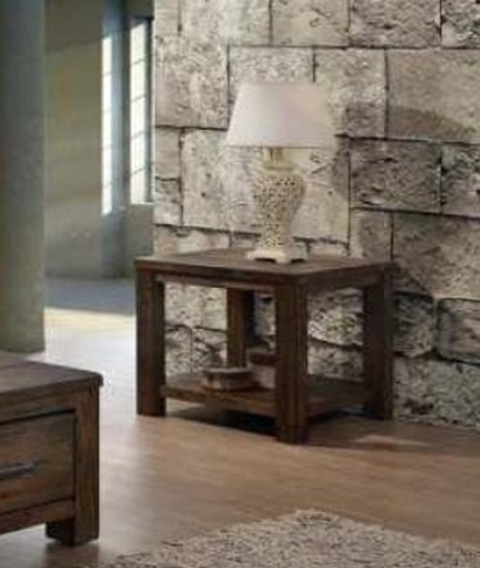 Picture of Ventura Solid Wood End Table
