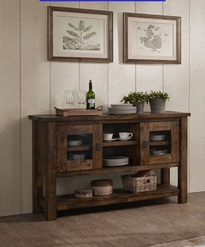 Picture of Ventura Solid Wood Side Board