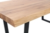 Picture of BYBLOS 190 OAK DINING TABLE