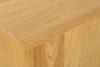 Picture of ELMY 170 2 DOOR SOLID WOOD TV UNIT *NATURAL