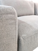 Picture of HUGO FEATHER FILLED FABRIC SOFA IN 3.5+2.5+1 SEAT *DUST, WATER & OIL RESISTANT