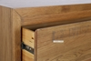 Picture of RETRO 4 DRAWERS OAK chest *MAPLE