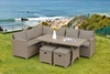 Picture of ALBANY SECTIONAL SOFA + DINING SET