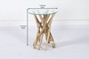 Picture of WILDBRANCH Round Side Table *Solid Teak