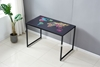 Picture of WORLD 110 GLASS WRITING DESK *BLACK