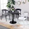 Picture of TULIP ROUND Dining Table *Black